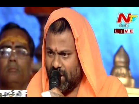 Paripoornananda Swami Speech About Dayananda Saraswati At 12th Day Bhakthi TV Koti Deepothsavam