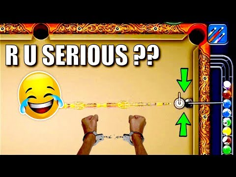 Thumbnail: The GREATEST ESCAPE In 8 Ball Pool History!! Best Stunt Trickshots and Skills 2017