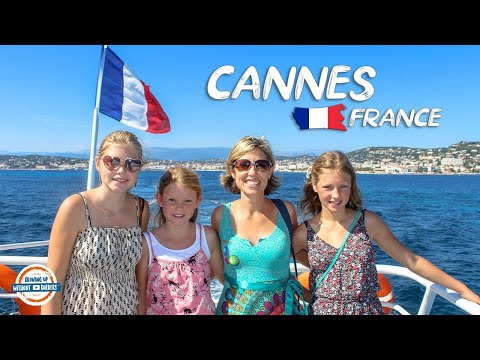 Cannes France Travel Guide - French Riviera Film Festival & More | 90+ Countries With 3 Kids