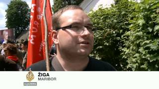 Proslavljen Dan mladosti u Kumrovcu - Al Jazeera Balkans