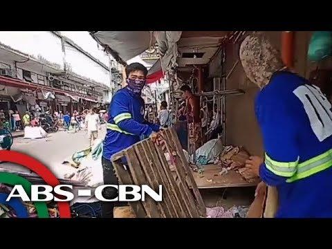 Sidewalk vendors ipinagbawal sa kalsada sa Divisoria   TV Patrol
