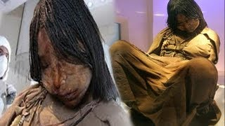 Girl Is Frozen For  500 Years Looks Alive
