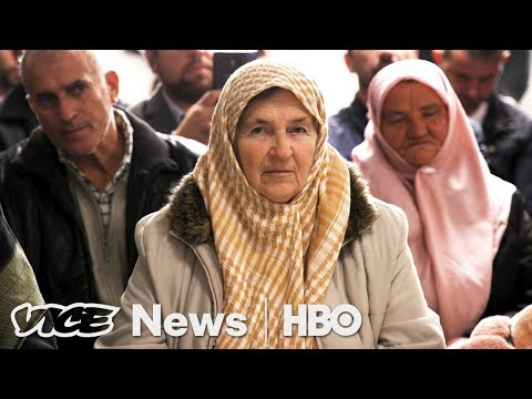 Bosnia On Trial & The Killer Haunting Tampa: VICE News Tonig