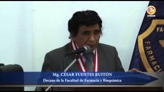 LXXI ANIVERSARIO DE LA FAC. DE FARMACIA Y BIOQUÍMICA