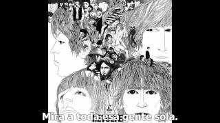 The Beatles - Eleanor Rigby Subtitulado Español HD 720p Audio Remastered