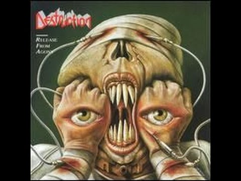 Destruction - Release From Agony Full album 1987