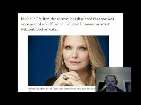 Coffee with Conrad - Michelle Pfeiffer Cult, Atheist Church, God out of Legislature