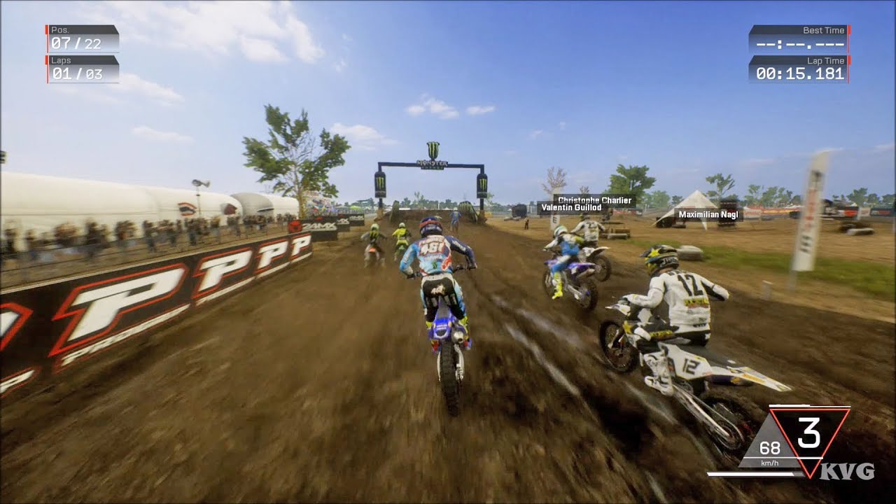 mxgp 3 the official motocross videogame gameplay ps4 hd. Black Bedroom Furniture Sets. Home Design Ideas
