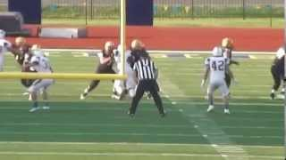 Izzy Eziakor Highlights - Southeastern Oklahoma State University (Sophmore, Junior)