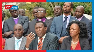 Church leaders accuse parliament of introducing BBI through backdoor ahead of appellate court ruling