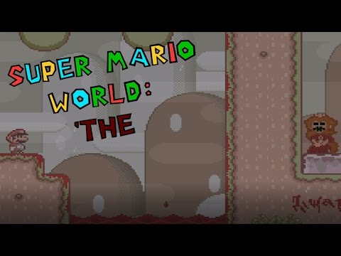 UNNERVING AND CREEPY | Super Mario World: 'the (Rom Hack)