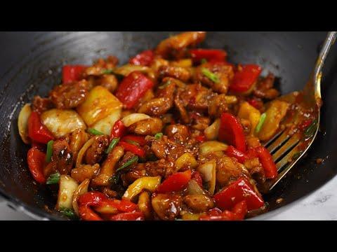 How To Make The Best Chicken Stir Fry   Perfect Chicken Stir Fry