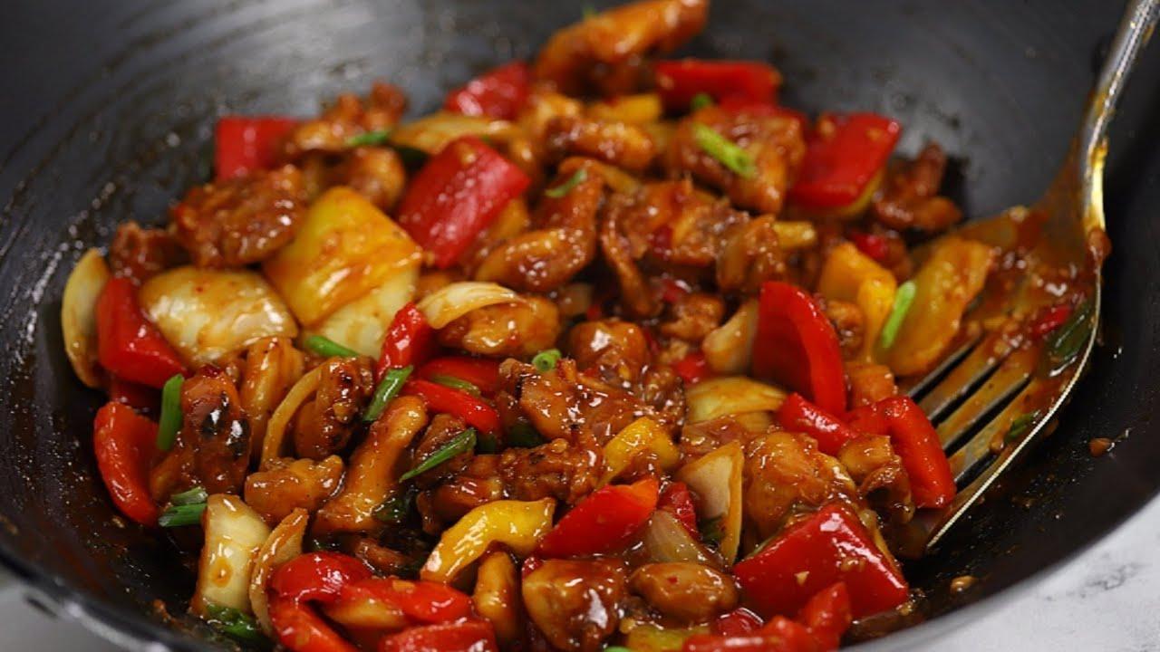 Download How To Make The Best Chicken Stir Fry | Perfect Chicken Stir Fry