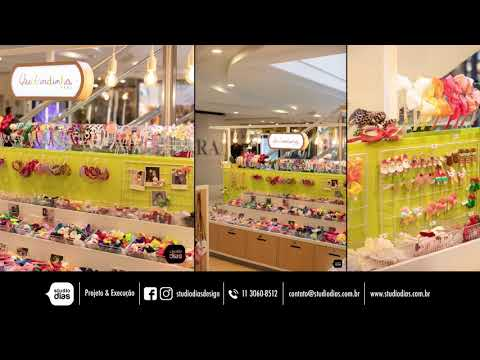 Quiosque para Shopping | Quitandinha