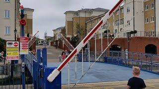 Eastbourne (Sovereign) Harbour Lift Bridge (North)