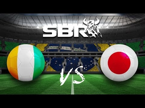 Ivory Coast vs Japan (2-1) 14.06.14 | Group C World Cup 2014 Preview