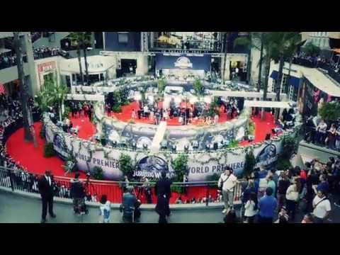 """Jurassic World"" Premiere at The TCL Chinese Theatre IMAX"