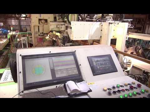 無人製材設備 クリアシステム