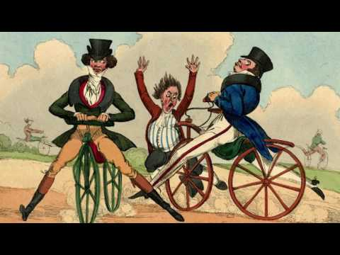 Bicycle history 2 – creating a new form of transport