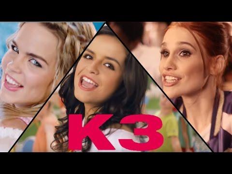 K3 TOP 8 LEUKSTE VIDEOCLIPS VAN DE NIEUWE K3