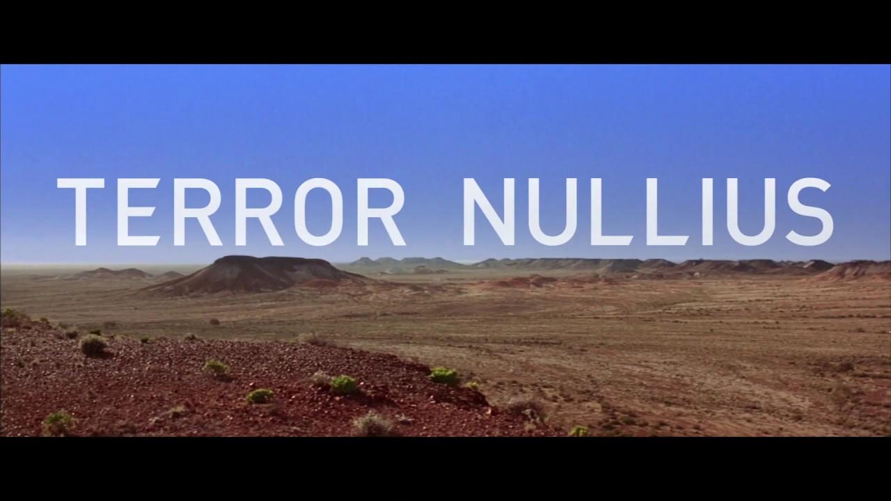 TERROR NULLIUS | A Political Revenge Fable in Three Acts | ACMI
