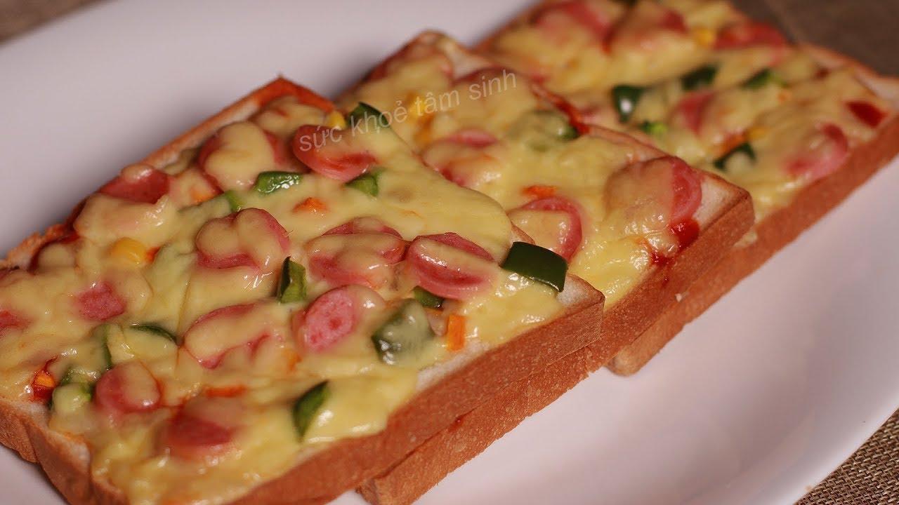 Cách làm Bánh Pizza cực dễ mà nhanh ai cũng có thể làm được