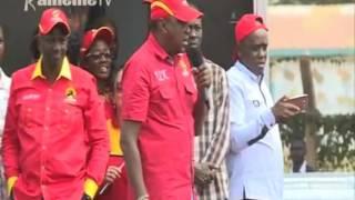 Mutongoria wa bururi na munini wake kumatha kura Nairobi