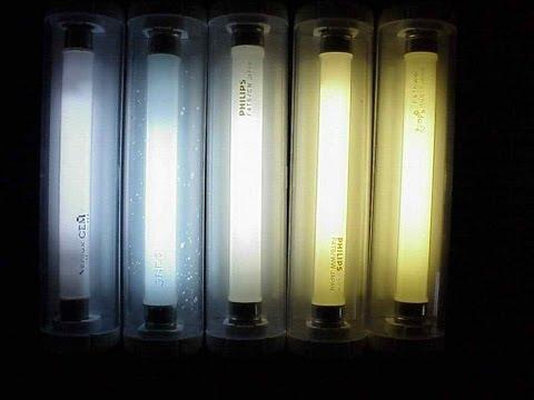 C�mo funcionan los tubos fluorescentes