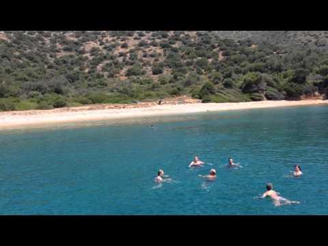 Bodrum Daily boat trip in Bodrum,Turkey