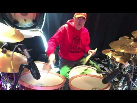 Larry Goad Drum Lesson Number 2