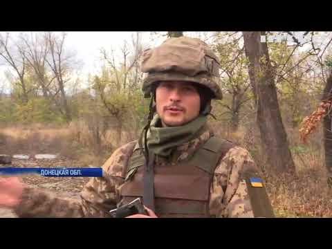 Война на Донбассе: в Марьинке активизировались вражеские снайперы