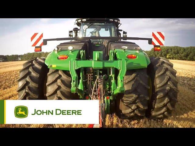 Ciągniki serii 9RDW | John Deere