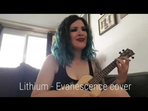 Lithium - Evanescence, cover by Jess Vee