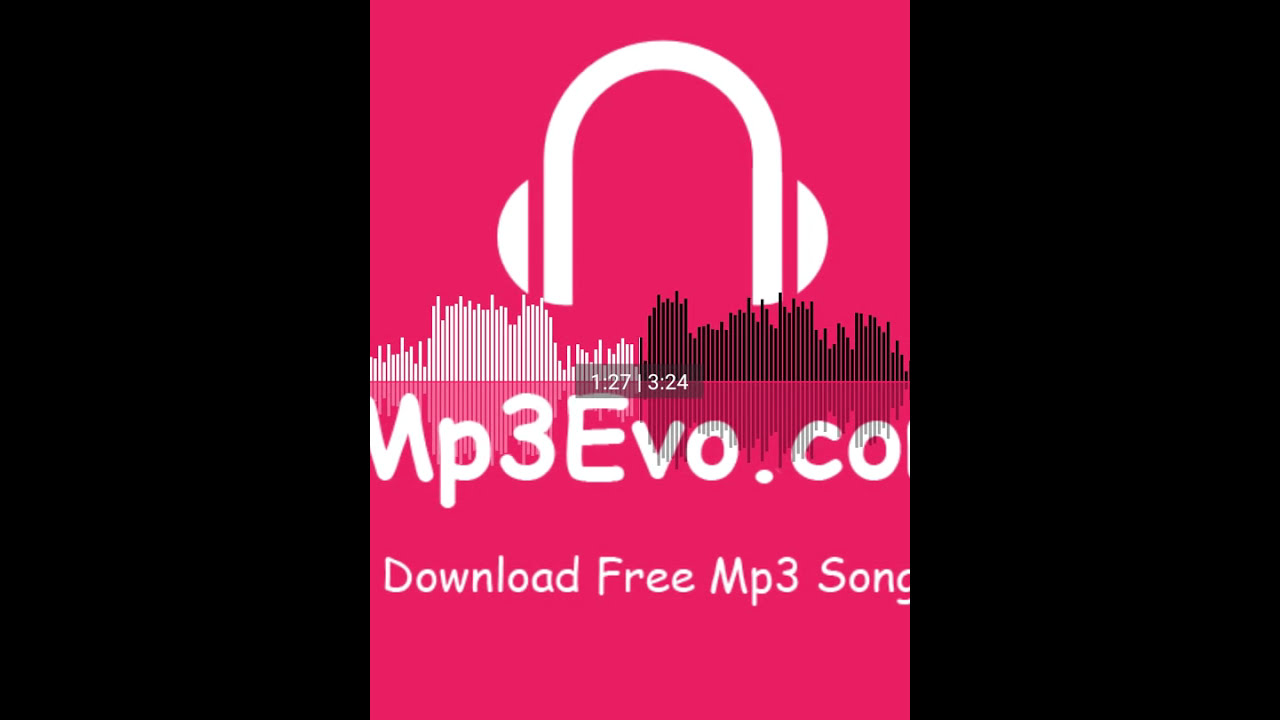 Waveform music player for android