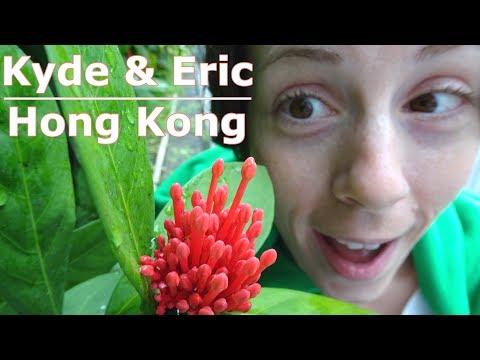 Hong Kong! | Exploring on a Rainy Day!