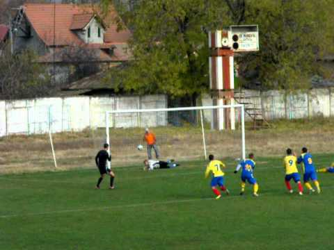 Juniori A1 / Sporting Rosiori - CSS Alexandria 1-1.avi
