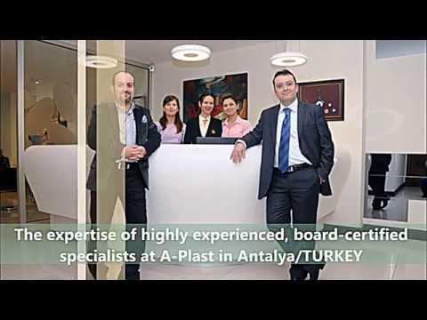 RHINOPLASTY (NOSE JOB) Surgery in ANTALYA-ISTANBUL TURKEY