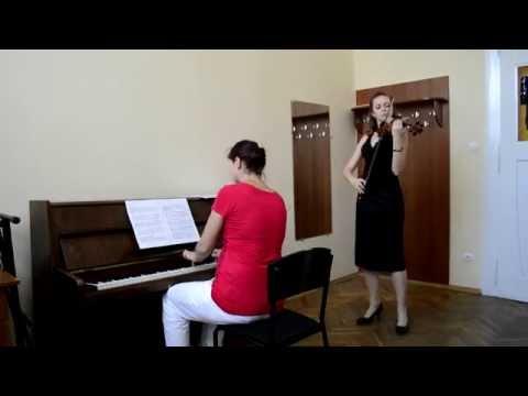 Mozart violin concerto No. 5 and cadenza by Robert Levin