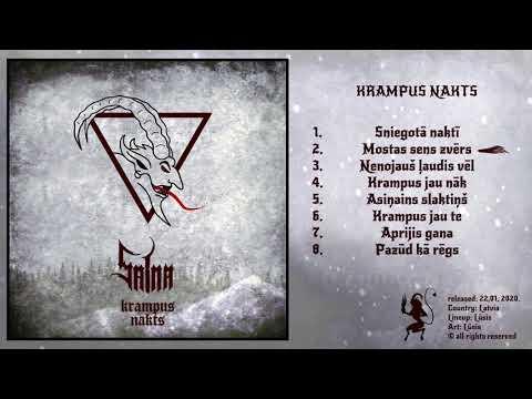 SALNA -  KRAMPUS NAKTS  (FULL ALBUM)
