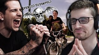 """Hip-hop Head Reacts To """"so Far Away"""" By Avenged Sevenfold!!"""