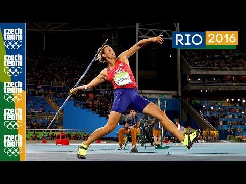 Bára Špotáková: Stalo se něco neuvěřitelného. Bronz má chuť diamantů   Rio 2016