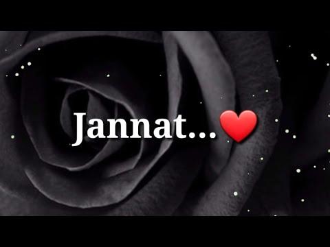 जन्नत || Jannat Love Shayari || Hindi Shayari || Love Couple Shayari || Aarohi Aashiqui Wali