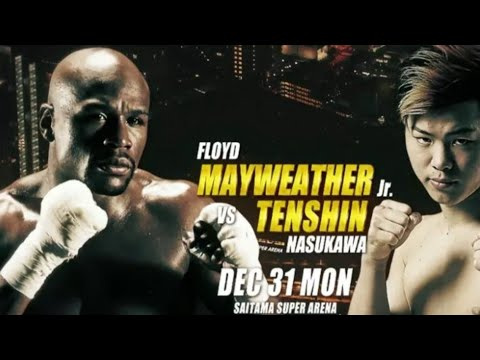 (BREAKING NEWS) FLOYD MAYWEATHER VS TENSHIN NASUKAWA ANNOUNCED