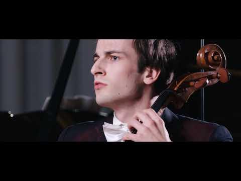 B. Britten: Sonata for Cello and Piano, Christoph Croisé, Cello, Oxana Shevchenko, Piano