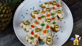 Простой Новогодний ТОРТ Торт ЕЛОЧКА Торт Цифра