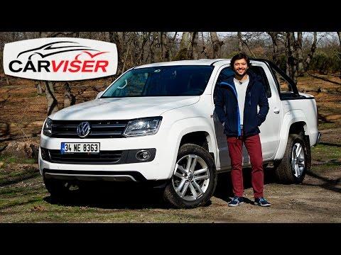 VW Amarok 2.0 BiTDI 4x4 AT Test Sürüşü - Review (English subtitled)