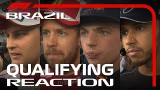 2018 Brazilian Grand Prix: Qualifying Reaction