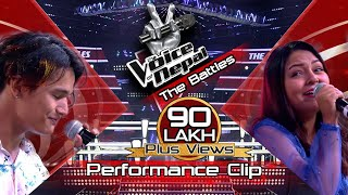 "Sashika Sunar Rai Vs Sanish Shrestha ""Rang"" - The Voice of Nepal Season 2 - 2019"