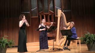 Fire Pink Trio, Manuel Moreno-Buendia, Suite Popular Española,  mvts 4,5