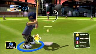 Backyard Sports: Sandlot Sluggers - Out of This World